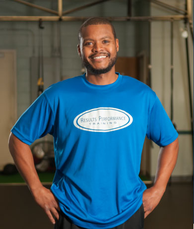Detric Smith : Personal Training Coach